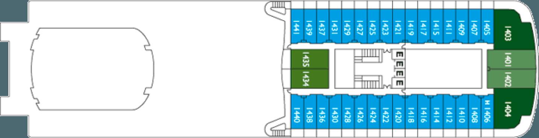 Deck 14 Lisboa