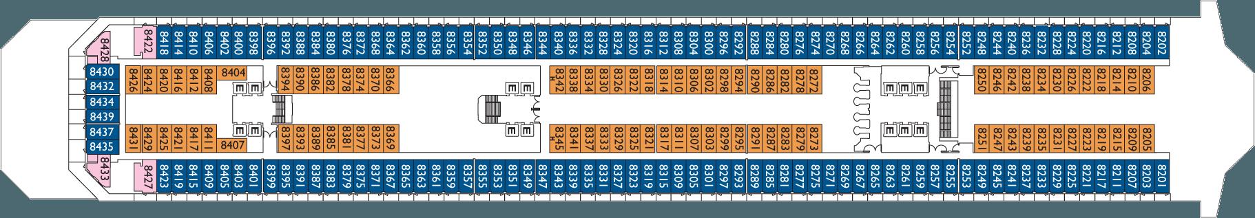Deck 8 Veronese