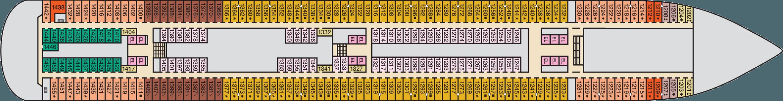Deck 1 Riviera