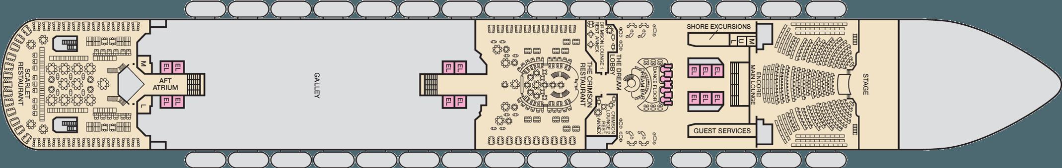 Deck 3 Lobby
