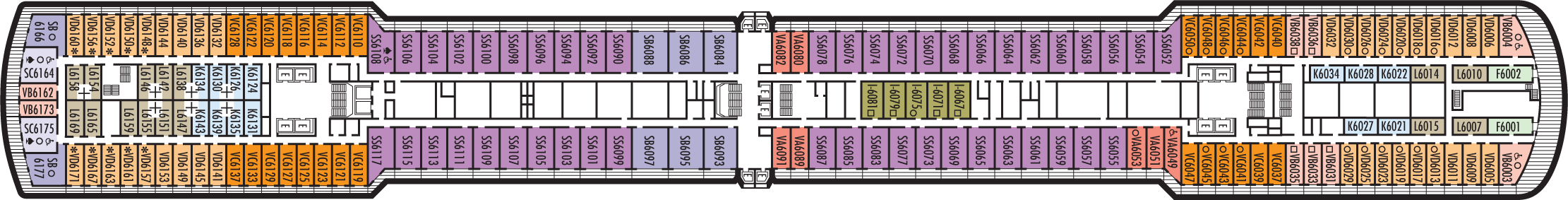 Upper Veranda Deck